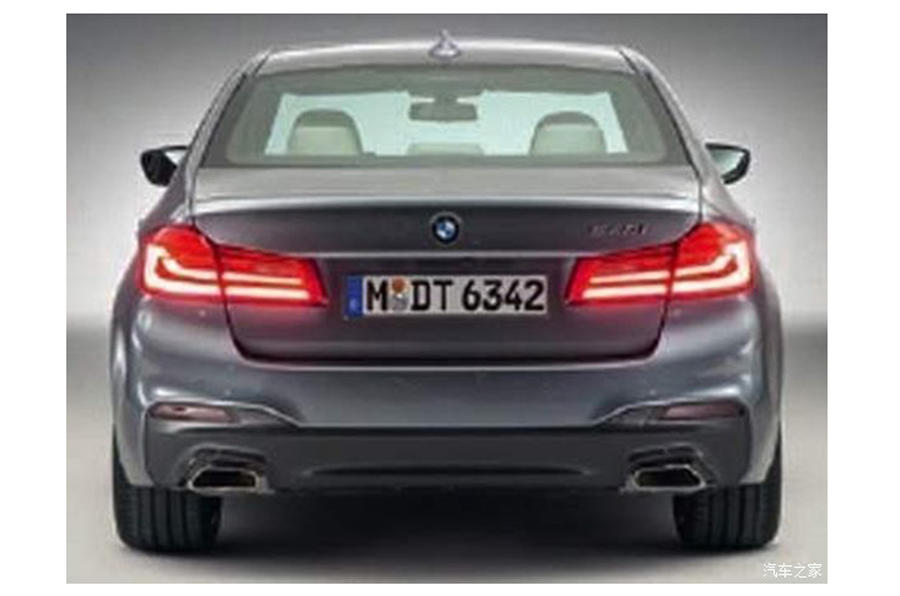 new-bmw-5s-series-rear